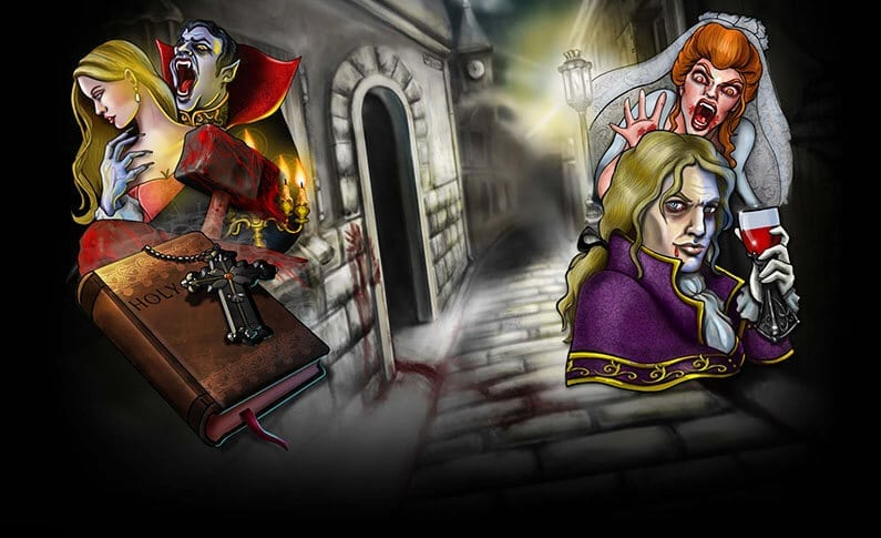 Blood Suckers - One of The Five Best Online Slots from NetEnt