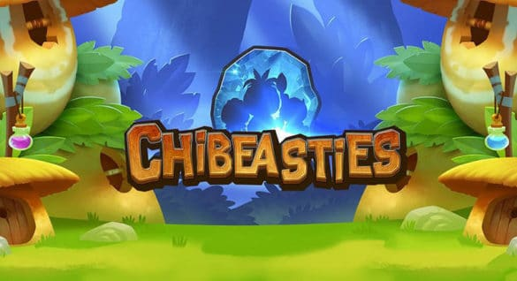 Chibeasties Video Slot from Yggdrasil