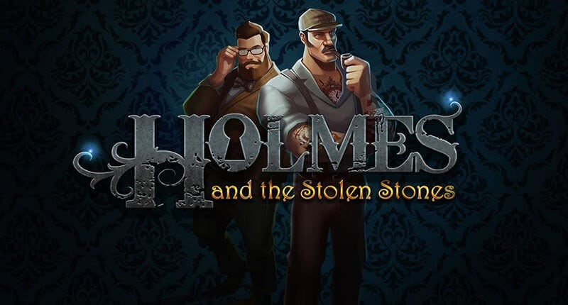 Holmes and the Stolen Stones Video Slot from Yggdrasil