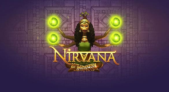 Nirvana Video Slot from Yggdrasil