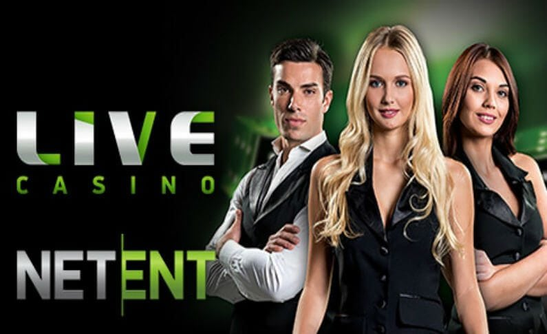 NetEnt Live Casino Games - Reinventing the Casino Segment, One Game at a Time