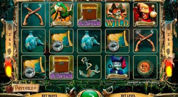 What are the Different Wild Symbols in Casino Slots image