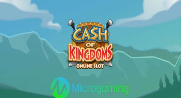 Cash of Kingdoms Released by Microgaming