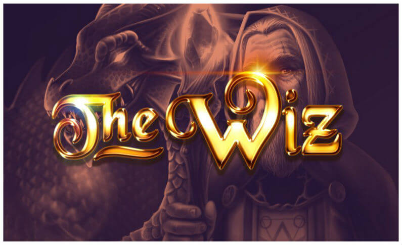Start a Magical Adventure with The Wiz by Elk Studios