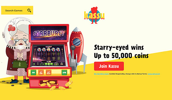 Kassu Casino screenshot